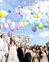 【不定期】結婚式本番直前の会場を見学☆