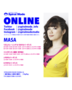 ONLINEリズムトレーニング&1DAYカバーダンス / MASA(水|日)